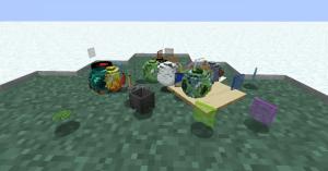 3D Tools And Items! - 3Д инструменты и вещи [1.14.4] [16x16]