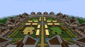 Dark Forest Village - небольшое поселение [1.14.1]