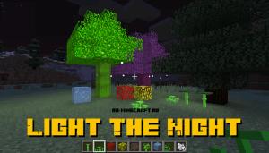 Light The Night - естественные источники освещения [1.12.2]