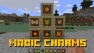 Magic Charms - магические элементы [1.12.2]
