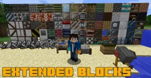 Extended Blocks - больше декор блоков [1.12.2]