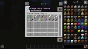 Great Swords AV - крутые новые мечи [1.12.2]