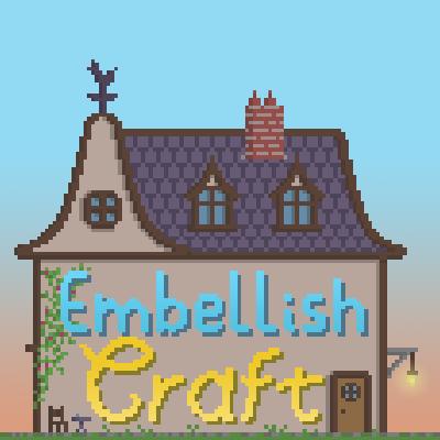 EmbellishCraft - декор и мебель [1.16.3] [1.15.2] [1.14.4] [1.13.2]