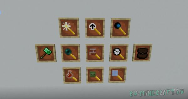 More than Minecraft - больше, чем Майнкрафт [1.14.4] [Client]