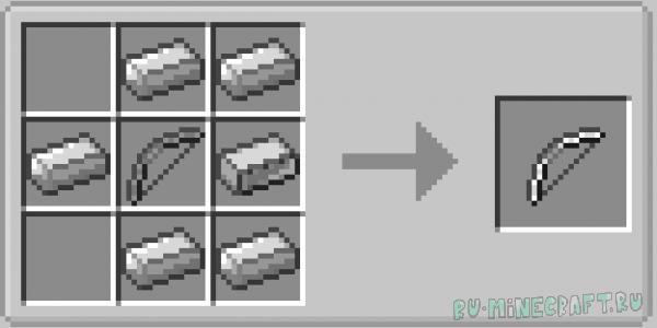 Extra Bows - новые луки и улучшения для них [1.16.5] [1.15.2] [1.14.4] [1.12.2]