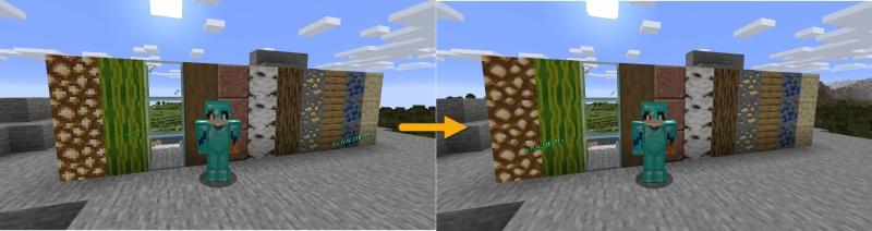VanillaXBR - стандартные текстуры в большем разрешении [1.14.4] [1.13.2] [64x]