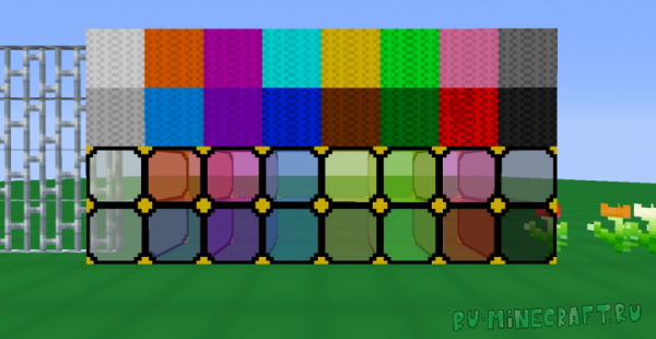 Monkey's Pack - яркий минималистичный ресурспак [1.14.4] [16x16]