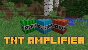 TNT Amplifier - направленный взрыв динамита [1.12.2]