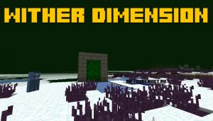 Wither Dimension - измерение иссушителя [1.12.2]