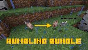 Humbling Bundle - больше лута [1.16.3] [1.15.2] [1.14.4] [1.13.2] [1.12.2]