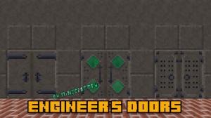 Engineer's Doors - новые двери [1.12.2]