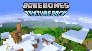 Bare Bones - минималистичный ресурспак [1.16.1] [1.15.2] [1.14.4] [16x]