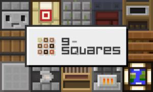 9-SQuares Texture - текстуры 3х3 [1.14.4] [1.13.2] [1.12.2] [1.8] [16x16]