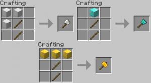 Practical Tools - новые инструменты [1.16.3] [1.15.2] [1.14.4]