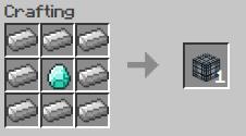 Crafting Spawn - создание, крафт спавнера [1.15.2] [1.14.4]