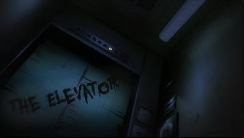 The Elevator: horror map - хоррор карта Лифт [1.13.2]