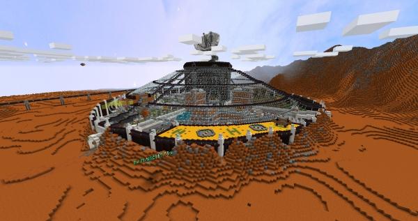 Project MARS - город на марсе [1.12.2]