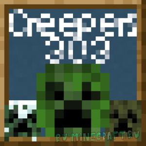 Creepers 303 - разнообразные криперы [1.14.4] [16x16]