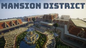 Mansion District Neighborhood - дома-поместья [1.14.3]