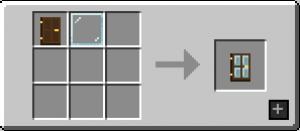 Modern Glass Doors - современные стеклянные двери [1.16.3] [1.15.2] [1.14.4]