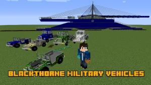 UNU Military Vehicles - военные машины [1.12.2] [1.11.2] [1.10.2]