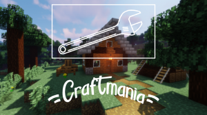 CraftMania - текстуры с объемом [1.16.2] [1.15.2] [16x16]