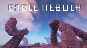 Eagle Nebula Day & Night Sky - красивое космическое небо [1.14.4] [1.12.2] [512х]