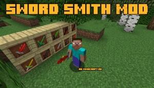 Sword Smith Mod - куча интересных мечей [1.12.2]
