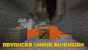 Advanced Mining Dimension - измерение для добывания ресурсов [1.16.4] [1.15.2] [1.14.4]