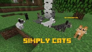 Simply Cats - коты и кошки [1.12.2]