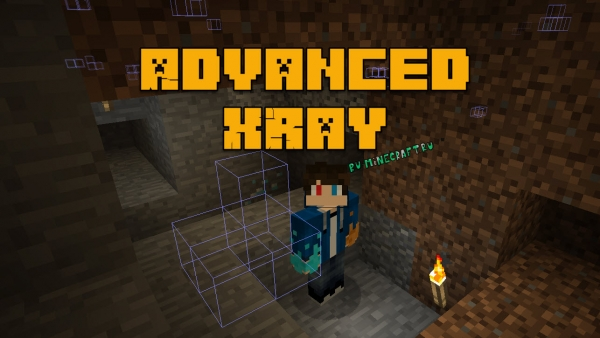 Advanced XRay - мод иксрей на поиск руд [1.16.5] [1.15.2] [1.14.4] [1.12.2] [1.11.2] [1.10.2] [1.7.10]