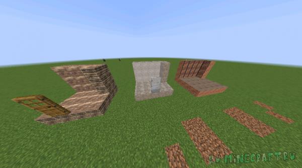 MineRust Addons Mod — Вещи из игры Rust (Раст) [1.12.2]