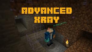 Advanced XRay - мод иксрей на поиск руд [1.17.1] [1.16.5] [1.15.2] [1.14.4] [1.12.2] [1.7.10]