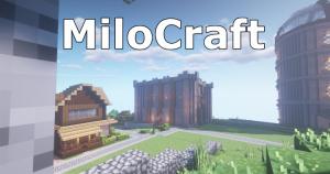 MiloCraft Semi-Realistic - полу-реалистичные текстуры [1.14.4] [16x16]