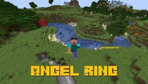 Angel Ring - кольцо для полёта [1.16.5] [1.15.2] [1.14.4]
