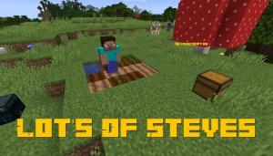 Lot's Of Steves - Стив-помощник [1.14.4]