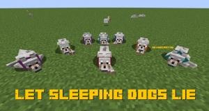 Let Sleeping Dogs Lie - лежащие собаки [1.14.4] [1.12.2]