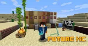 Future MC - вещи из новых версий игры [1.15.2] [1.12.2]