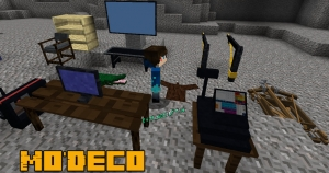 Mo'Deco - мебель и декор для дома [1.12.2]