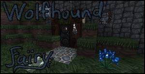 Wolfhound Fairy - мрачный ресурспак [1.16.3] [1.15.2] [64x64]