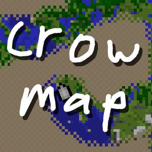 Crowmap - автоматическое обновление карты [1.17] [1.16.5] [1.14.4] [1.12.2]
