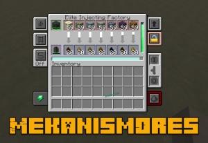 MekanismOres - поддержка других руд Механизмом [1.12.2]