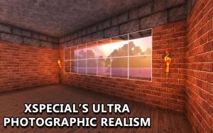 xSpecial's Photographic DSLR Realism [1.14.4] [32x] [64x] [128x] [256x]