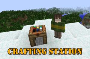 Crafting Station - из верстака не выпадают вещи [1.16.1] [1.15.2] [1.14.4] [1.12.2]