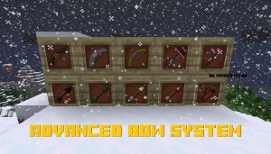 Advanced Bow System - новые луки и стрелы [1.14.4]