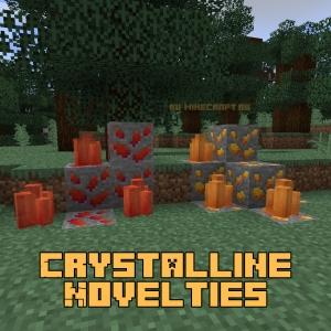 Crystalline Novelties - кристаллы [1.14.4]