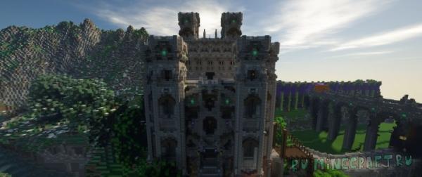 Earlington Fortress - большой замок-крепость [1.14.4]