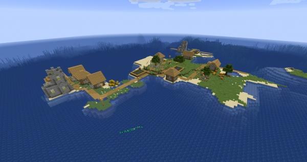 Сид - деревня в море и подводная крепость [1.14.4]