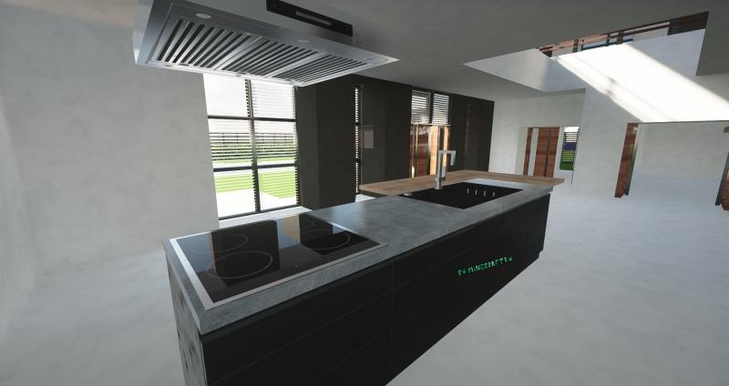 Ultimate Immersion Interiors mod - реалистичные блоки для интерьера дома [1.12.2]