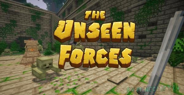 The Unseen Forces III - карта с сюжетом [1.13.2+]